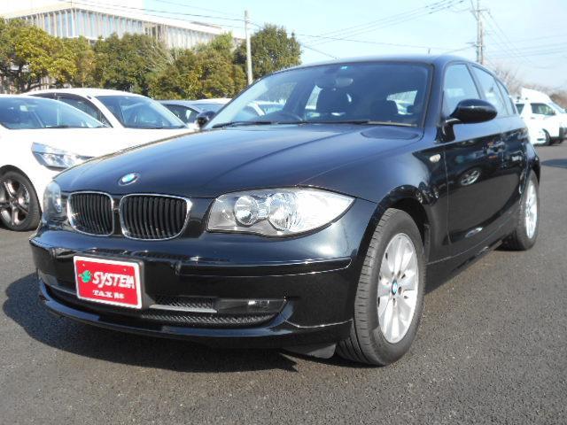BMW 1シリーズ 116i SDナビフルセグバックカメラ 音楽録...