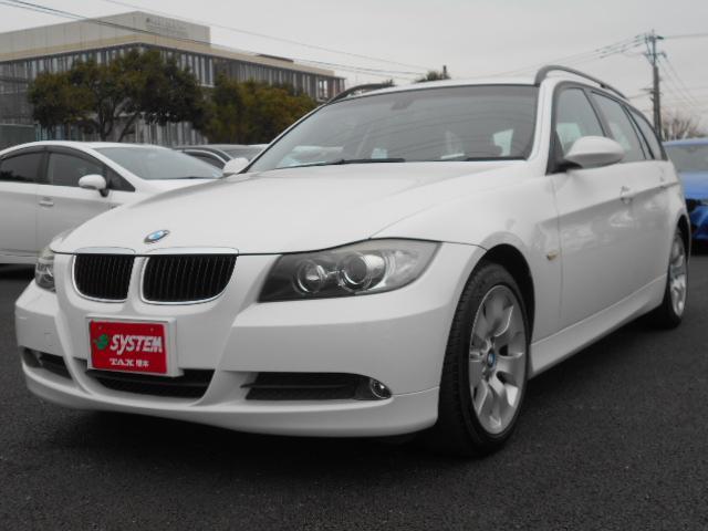 BMW 3シリーズ 320iツーリング 点検記録簿完備 キセノンラ...