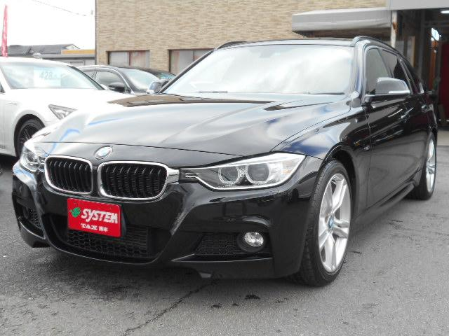 BMW 3シリーズ 320iツーリング Mスポーツ 1オーナー物 ...