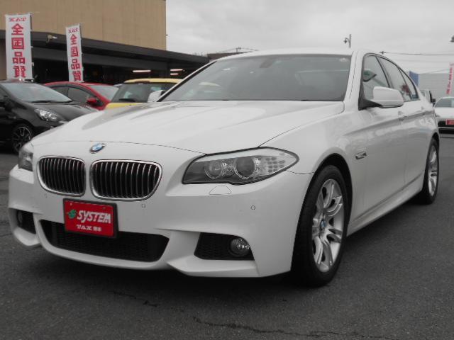BMW 5シリーズ 528i Mスポーツパッケージ レザーシート ...