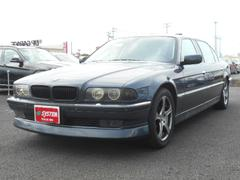 BMWL7 ストレッチリムジン 左ハンドル仕様 全長537センチ