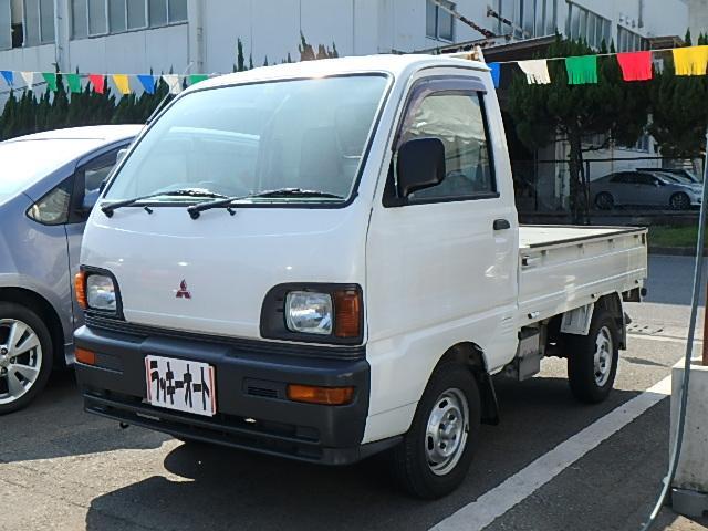 三菱 ミニキャブトラック 5MT 三方開 サイドバイザー (検30...