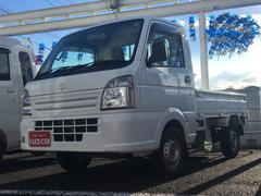キャリイトラックKCエアコン・パワステ 4WD 5MT エアバッグ