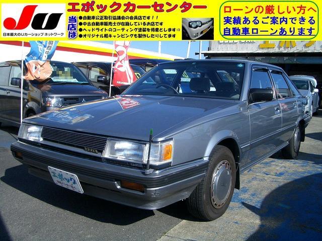 トヨタ VX 5ドアリフトバック レトロフィットAC オリジナル車