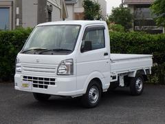 キャリイトラックKC 登録済未使用車 4WD 5MT