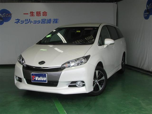 ウィッシュ(トヨタ)1.8S 中古車画像