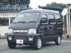エブリイワゴンジョイポップターボ リアスポ 社外アルミ キーレス