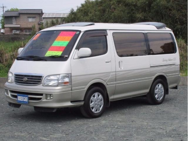 トヨタ リビングサルーンEX D車 ナビTV 1オーナー 点検記録簿