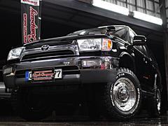 トヨタ ハイラックスサーフ SSR−X ディーゼルターボ 希少ナロー 4ランナースタイル 3.0L