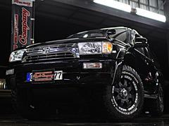 トヨタ ハイラックスサーフ SSR−G ワイド 3.0L