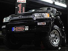 トヨタ ハイラックスサーフ SSR−Xリミテッド ディーゼルターボ ミッキーTAW 3.0L