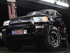 トヨタ ハイラックスサーフ SSR−Xリミテッド ディーゼルターボ オフロードスタイル 3.0L