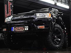 トヨタ ハイラックスサーフ SSR−Xディーゼルターボ  リフトアップSTYLE 3.0L