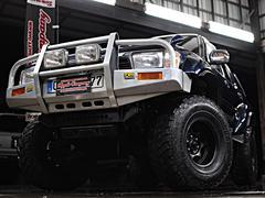 トヨタ ハイラックスサーフ SSR−Vディーゼルターボ ハイリフトカスタム 3.0L