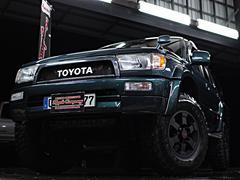 トヨタ ハイラックスサーフ SSR−X ワイド 2.7L