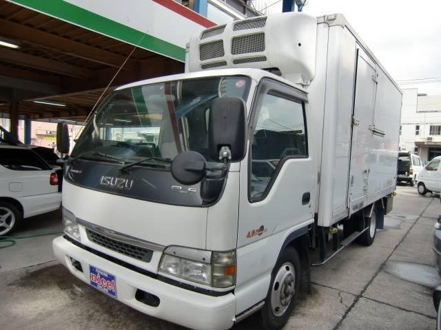 いすゞ エルフトラック 冷凍冷蔵車 (なし)
