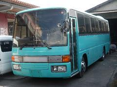 三菱ふそうホテル観光バス 42人乗 ホテル送迎使用