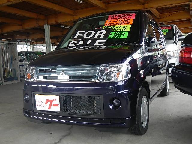 三菱 トッポ M フル装備・MD・CD・ベンチシート・電動格納ミラ...