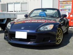 S2000MT RECARO RAYSアルミ GTウィング