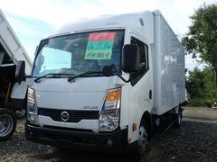 アトラストラック 移動販売車 6速マニュアル(日産)