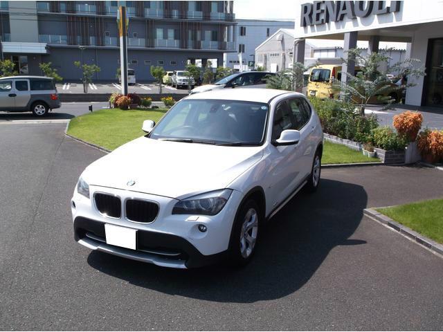 BMW X1 sDrive 18i (なし)
