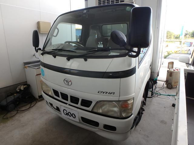 トヨタ 冷蔵冷凍車 ETC エアコン パワステ パワーウィンドウ
