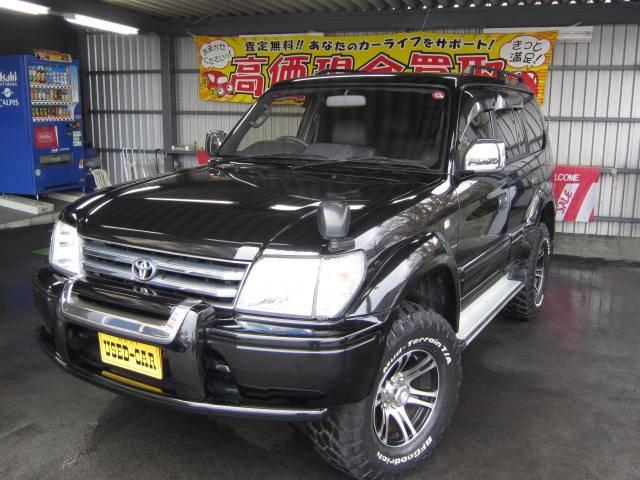 トヨタ TX 4WD サンルーフ リフトアップ 外AW