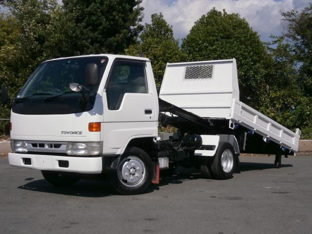 トヨタ 2t全低床強化 セーフティーダンプ 4ナンバー