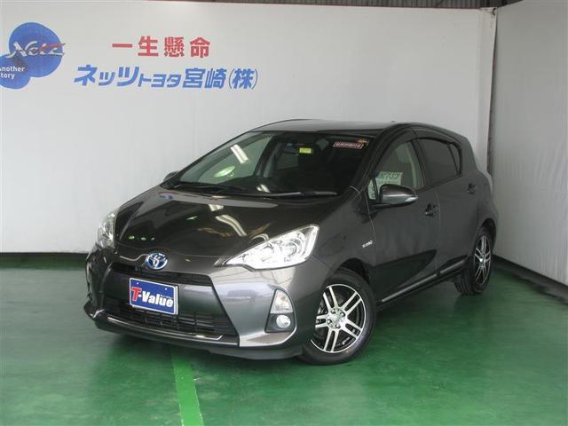 トヨタ G T Valueハイブリッド車