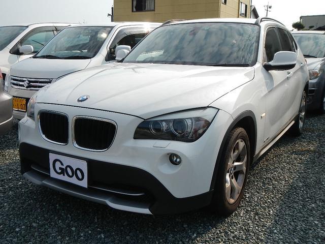BMW X1 sDrive 18i フルセグHDDナビ HID キ...