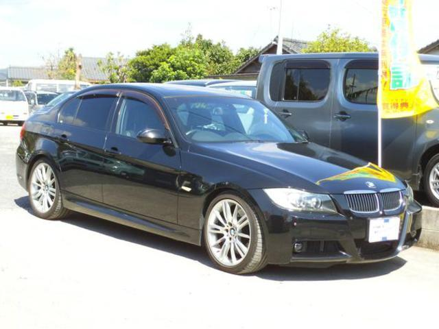 BMW 3シリーズ 335i Mスポーツパッケージ サンルーフ本革...