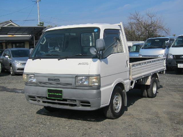 マツダ ブローニィトラック DX 荷台鉄板貼り (車検整備付)