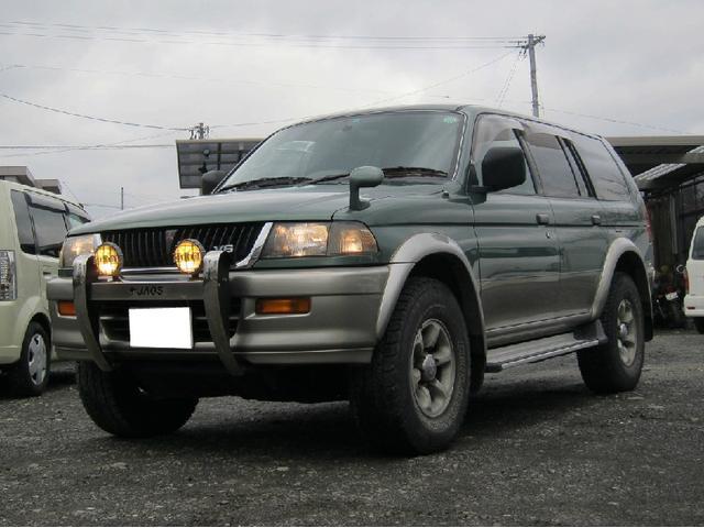 三菱 チャレンジャー XR 1オーナー車 (検31.3)