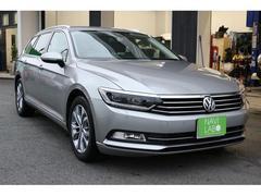 VW パサートヴァリアントTSIハイライン 地デジナビ 革 レーダークルーズ 禁煙