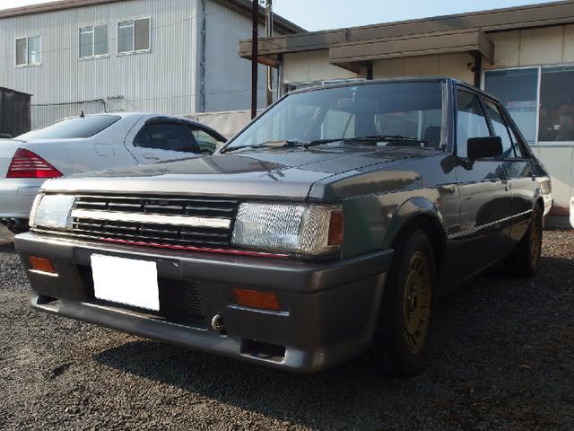 三菱 ランサーEX 1800GSR ターボ 5速マニュアル 14イ...