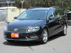 VW パサートヴァリアントTSIハイライン Goo鑑定車 HDDナビTV