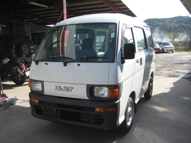 Cars Tolo: 1997 Daihatsu Hijet preview and specification
