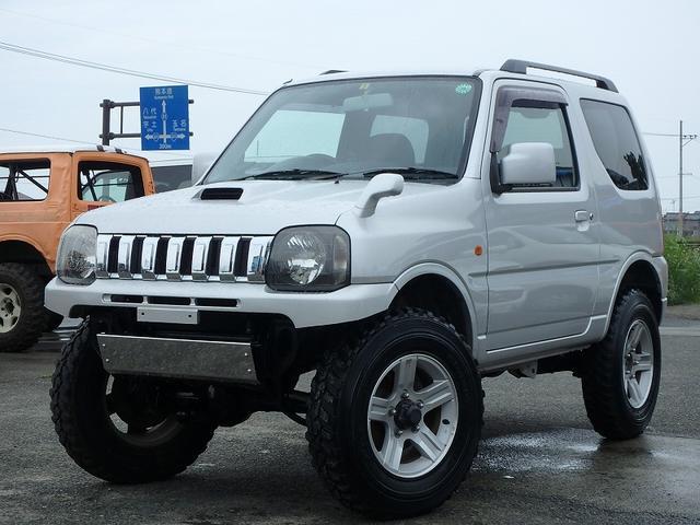 マツダ AZオフロード XC 5速MT 4WD ターボ (なし)