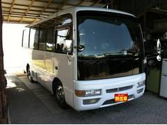 シビリアンバス キャンピング ウインチ(日産)