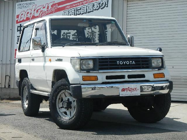 トヨタ SX ディーゼルターボ ETC 4WD
