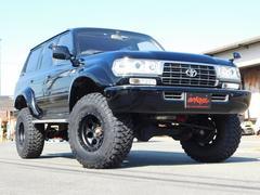 ランドクルーザー80VXリミテッド ディーゼルターボ4WD AW・MTタイヤ新品