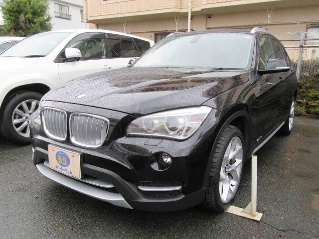 BMW X1 sDrive 18i xライン ナビ HIDライト ...