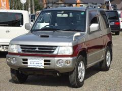 パジェロミニアニバーサリーリミテッド−Vターボ 4WD キャリア