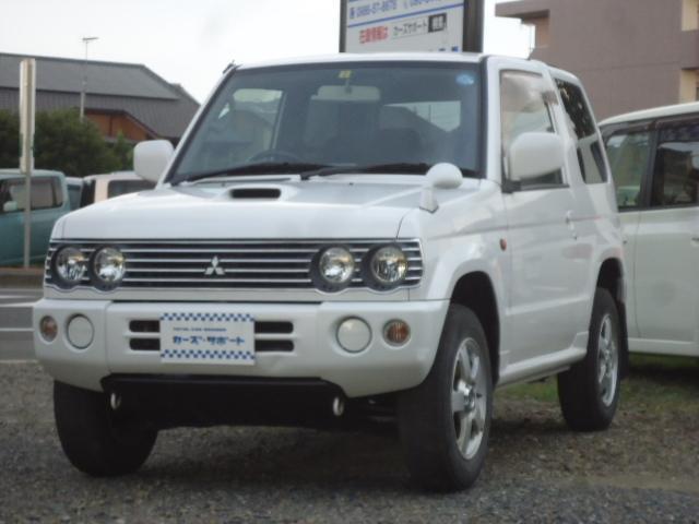 三菱 パジェロミニ リンクスVリミテッド4WDターボ (車検整備付)