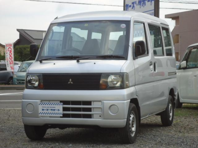 三菱 ミニキャブバン CD 集中ドアロック ETC (車検整備付)