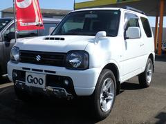 ジムニーXC ターボ 4WD 背面タイヤ ナビTV ETC