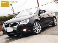 VW イオス2.0Tワンオーナー黒革ナビETCテレビHIDセンサー記録簿