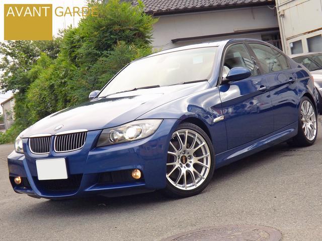 BMW 3シリーズ 323i MスポーツパッケージBBSナビTV地...
