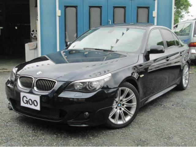 BMW 5シリーズ 525i Mスポーツパッケージ サンルーフ 左...