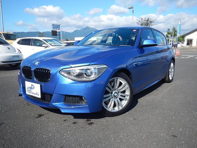 BMW 1シリーズ 116i Mスポーツ 純正ナビ ETC (検3...